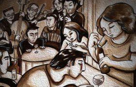 10/04 | Concert Sexteto Guardiola —tango