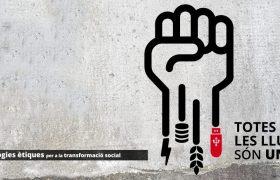 Uneix-te a «Totes les lluites són una» —sobirania tecnològica