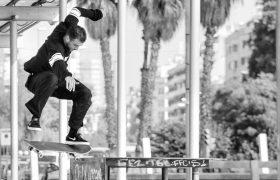 27/08   Taller infantil: Skateboarding and Graffitti
